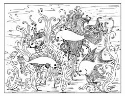 Summer Adult Coloring Pages Coloring Pages