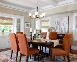 orange dining room chairs dosgildas intended for modern household leather prepare orange dining chairs f26