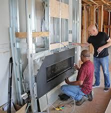 chimney specialists gas fireplace renovation