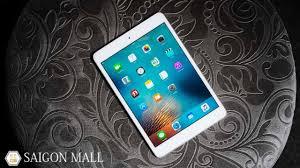 iPad Mini 2 cũ giá rẻ có gì hấp dẫn? - SG MALL