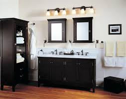 Chrome Bathroom Lighting Fixtures Mesmerizing Amazing Black Bathroom Vanity Light Attractive Black Vanity Light
