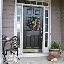 Porch Design Ideas Wreaths Is The Most Space Saving Way To Decorate Your Front Porch Besides You Can