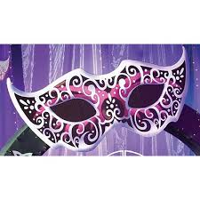 Decorative Masquerade Masks Large Masquerade Ball Mask Party Prop Shindigz httpwwwamazon 2