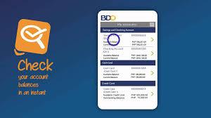 bdo mobile banking