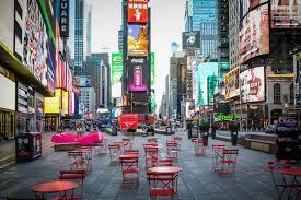 New york most commonly refers to: Corona Krise Macht New York City Zur Geisterstadt Der Spiegel