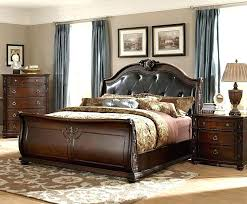 headboards leather headboard king leather tufted headboard awesome tufted leather headboard king fancy king leather
