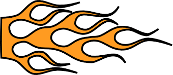 car with flames clipart. Brilliant Flames Car Flames Clipart 1 Throughout With H