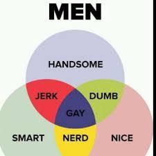 Girl Venn Diagram My Guy Friends Made A Venn Diagram Like This For Girls