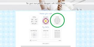 Crochet Charts Software Free Crochet Is The Way Diy Charts With Stitch Fiddle