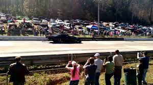 kle kelley breaks his car at english mountain dragway