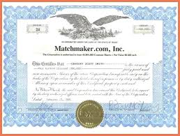 download stock certificate template bond certificate template williambmeyer co