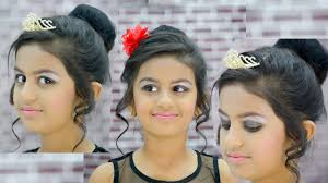 बर थड प र ट बच च क प र स स म कअप princess party makeup for kids simple easy to do at home