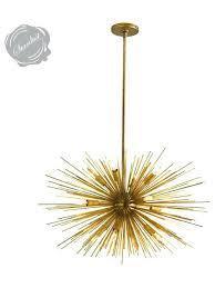 mid century chandeliers mid century modern sputnik satellite chandelier from stardust chandeliers mid century chandelier diy