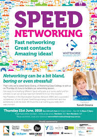 Speed Networking Whitehorse Business Group