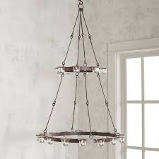 full size of lighting elegant hanging candle chandelier 0 double votive hanging real candle chandelier