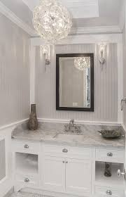 bathroom ceiling globes design ideas light: small bathroom design with globe chandelier by lbl