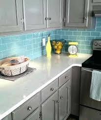 cutting glass tile best way to cut glass tile kitchen with grey cabinets and blue glass cutting glass tile