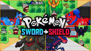 Pokemon Sword And Shield GBA - (Completed) | Rom Hack With Galar  Region,Gigantamax & Mega Evolution! - YouTube