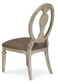 art belmar ii oval splat back side chairs set of 2