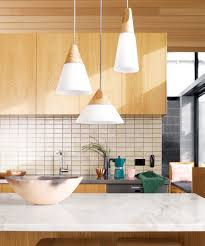 Kitchen Lighting Pendants Odense Small Coolie Pendant In Ash Frosted Glass Want Clear