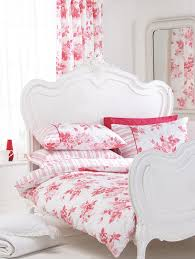 details about helena springfield pink fl bedding duvet cover or curtains etienne