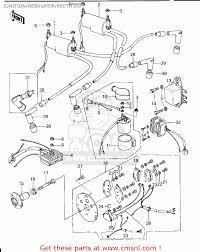 Kawasaki kz650b1 1977 usa canada mph kph ignition regulator ac drive wiring diagram kawasaki regulator wiring diagram