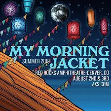 my morning jacket denver arts venues