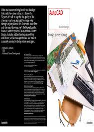 Raster Design Rubber Sheet Autocad Raster Design Brochure By Cad Direct Issuu