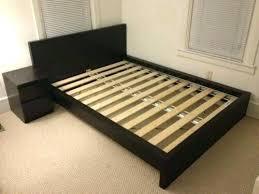 malm bed frame bed frame high