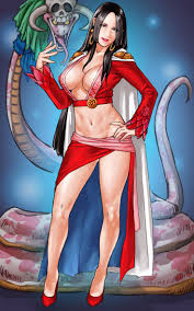 94 best images about One Piece Boa Hancock on Pinterest