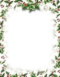 christmas menu borders christmas border free google search christmas fair pinterest