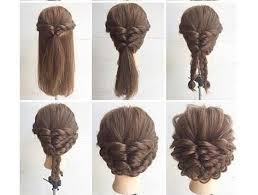 13 easy updo hacks tips and tricks s with long hair must try for prom
