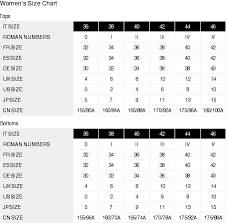 Dolce Gabbana Size Chart Dolce Gabbana Womens Straight Leg Wool Silk Blend Pant