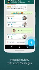 WhatsApp, messenger.18.256 para Android, descargar