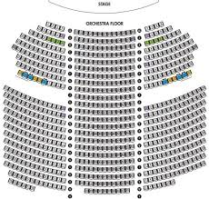 Richard Rodgers Theatre Seating Chart Theater Seating