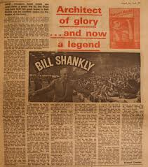 bill shankly stats galore for liverpool fc architect of glory 1979 echo interview