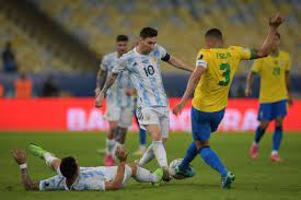 Argentina win one with Messi as Thiago ...