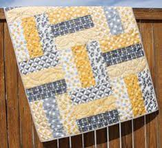 Quilters Corner: Want to Make a Fabulous, Quick Quilt? Use the ... & Baby Quilt Pattern, Lap Quilt Pattern, Jumbo Rails Baby Quilt Pattern, Rail  Fence Quilt Pattern, Beginner Quilt Pattern, Easy Quilt Pattern Adamdwight.com