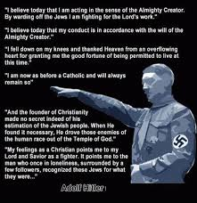 Hitler Christianity Quotes Best of Pol Politically Incorrect Thread 24