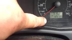 Vw Wrench Light Volkswagen Spanner Reset