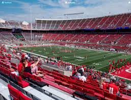 The Shoe Ohio State Seating Chart Ohio Stadium Section 27 A Seat Views Seatgeek