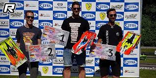Toni Gruber takes EFRA GP Series 1/8th title - Red RC