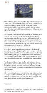 example of summary essay korean