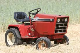 the 17 horsepower model 682 was a little more spartan than the 782 and came standard with a manual as opposed to hydraulic lift