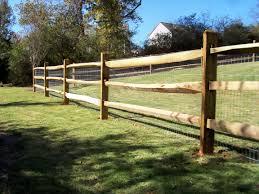wire farm fence. Fence Fences Beautiful Wire Farm Wood Rail Designs With Size 2304 X 1728