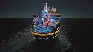 Image result for IMAGES OF CRUISE IS A FLOATING CITY