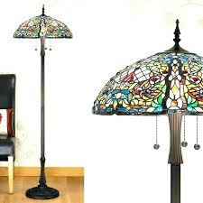 tiffany style lamp shade style lamp shades only modern floor stained glass kits lamps hanging lighting