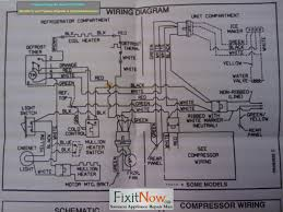 wiring diagrams and schematics com samurai appliance frigidaire refrigerator model frt21tngw1 wiring diagram