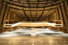 Berglund Performing Arts Theatre Seating Chart Berglund Center Roanoke Va 24016