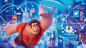 Wallpaper Disney movie, Ralph Breaks the Internet 1920x1200 HD Picture,  Image
